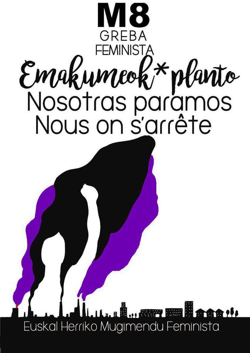 Emakumeok planto
